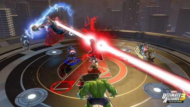 'Marvel Ultimate Alliance 3' Review: Above Average