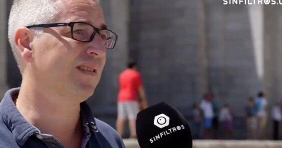 Las visitas al Valle de los Caídos bajan por primera vez en un año