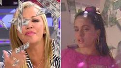 Mezclan los momentos de Belén Esteban en 'Sálvame' con Rosalía y el resultado es