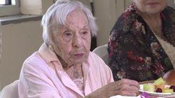 Είναι 107 ετών και την ημέρα των γενεθλίων της αποκάλυψε το μυστικό της μακροζωίας