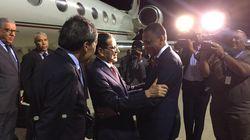 El Othmani assiste à la cérémonie d'investiture du nouveau président