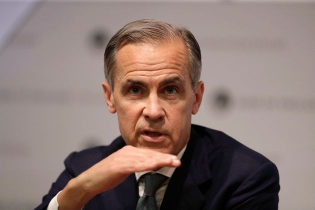 No-Deal Brexit Would Be Instantaneous Shock To UK Economy, Bank Of England Warns