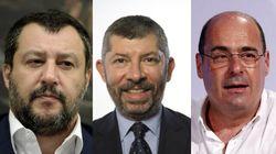 Scalfarotto in carcere dai due americani. Salvini lo critica, Zingaretti si