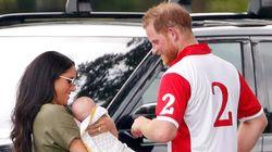 El motivo por el que Meghan Markle y el príncipe Harry tendrán sólo dos