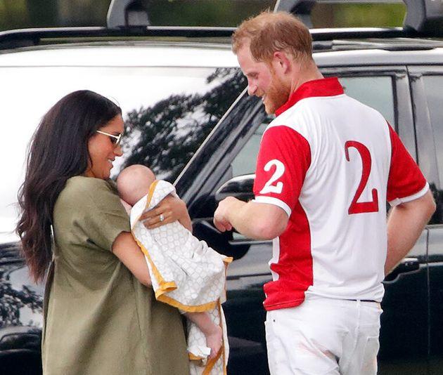 El príncipe Harry y Meghan Markle no tendrán más de dos
