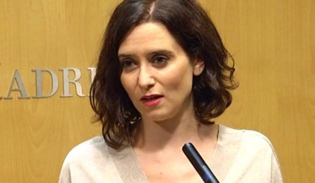 Cs acepta la propuesta de Vox para que Ayuso (PP) gobierne en la Comunidad de Madrid:
