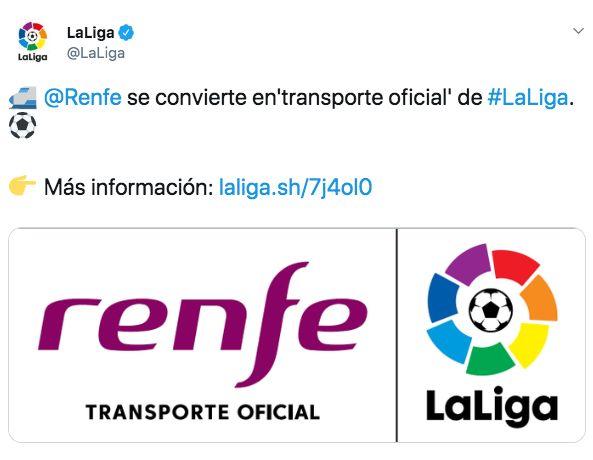 El Extremadura UD de fútbol triunfa con su respuesta a este tuit de 'LaLiga': mucha