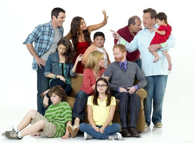 'Modern Family' (Neox) cumple 10 años: así eran y así son sus