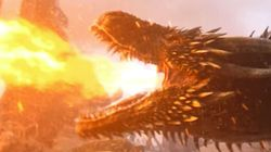 Newly Released 'Game Of Thrones' Script Reveals Why Drogon Torched Iron