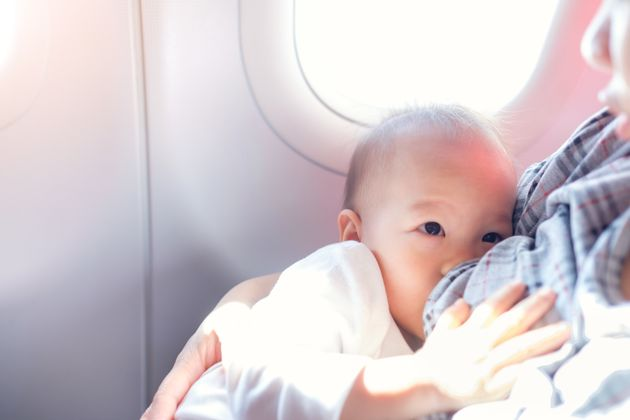 Airlines were some of the worst offenders for breastfeeding shame in