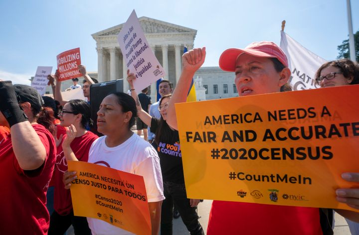 Activists succeeded in challenging the Trump administration's attempt to put a citizenship question on the 2020 census.