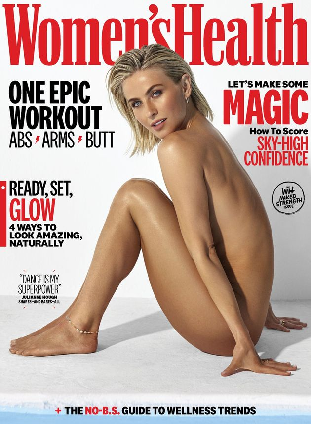 Julianne Hough Says Telling Husband She's 'Not Straight' Brought Them