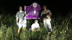 Outrage At Ole Miss Over White Students Posing With Bullet-Riddled Emmett Till