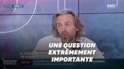 Aymeric Caron s'explique après sa vidéo sur les moustiques qui a été beaucoup