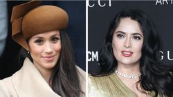Why Salma Hayek Thought Working With Meghan Markle 'Was A Joke' At