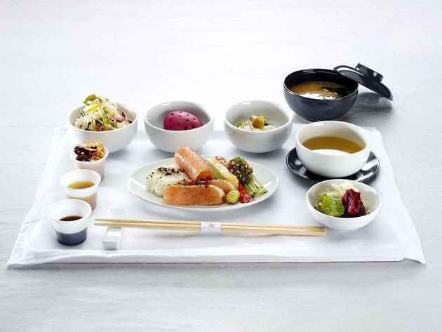 Omakasi avec soupe