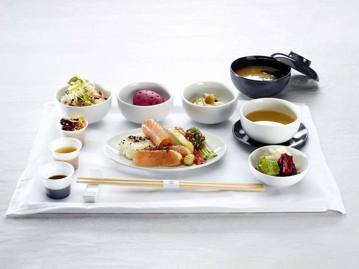 Omakasi avec soupe miso