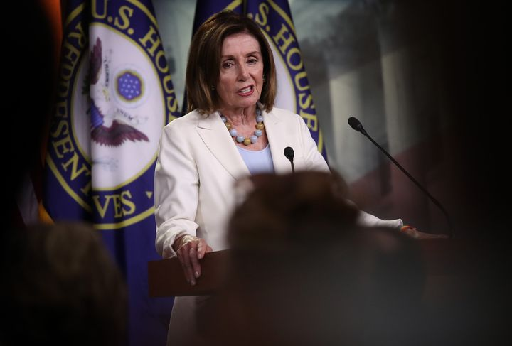 House Speaker Nancy Pelosi (D-Calif.) opposes opening an impeachment inquiry into President Donald Trump.