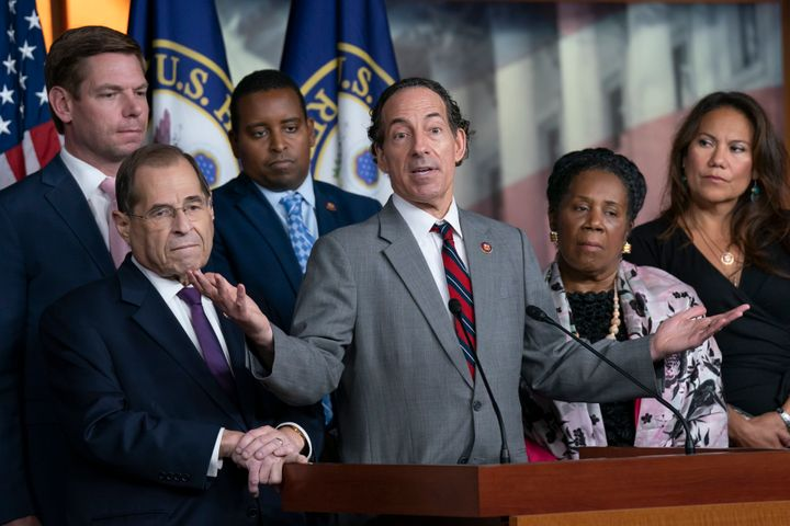 House Judiciary Committee Democrats announced that they are investigating Trump for impeachment on July 26.
