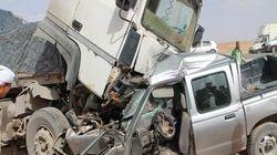 Accidents de la circulation: 10 morts et 14 blessés en 24