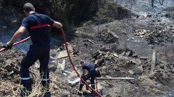 L'incendie qui a dévasté le sud du Gard a priori d'origine