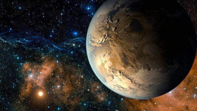 La planète repérée grâce au satellite TESS de la Nasa pourrait réunir...