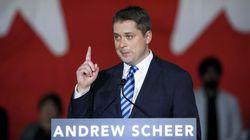 Scheer promet de maintenir à «au moins 3 %» la hausse du transfert fédéral en