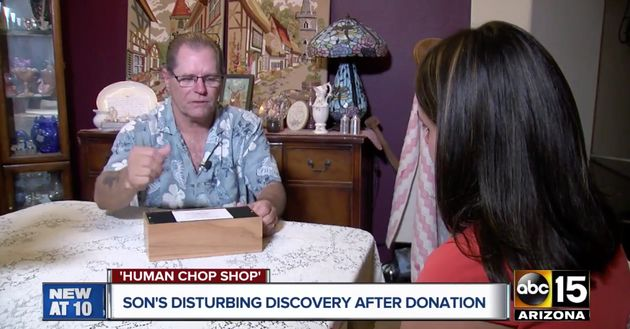 Man Horrified That Army Blew Up Mums Body After It Was Donated For Research
