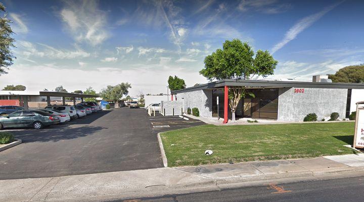 Le centre de ressources biologiques à Phoenix, où un agent du FBI a révélé avoir vu des seaux remplis de parties humaines.