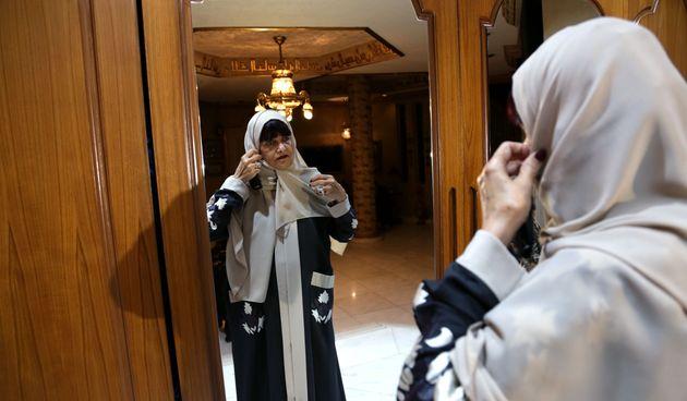 Les femmes saoudiennes, comme Munirah al-Sinani, ici à Dhahran le 11 juin, peuvent désormais...