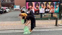 「外見より中身を磨け」歌舞伎町でホストがゴミ拾いを続ける理由