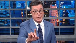 Colbert Reveals Why Trump Loves The 'Terrible Racist Chants' At His