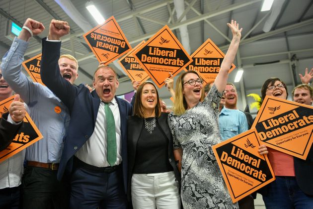 Lib Dems Win The Brecon And Radnorshire By-Election – Slashing Boris Johnsons Commons Majority To Just One