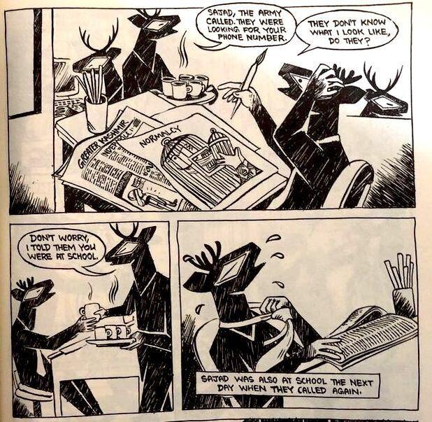 Kashmiri's are represented as the endangered Hangul deer in Munnu, and the story balances Munnu's coming...