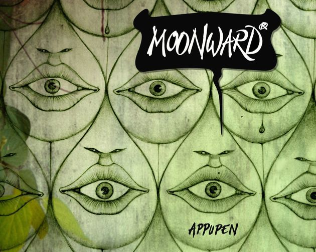 Moonward is disturbing, dystopic, and a