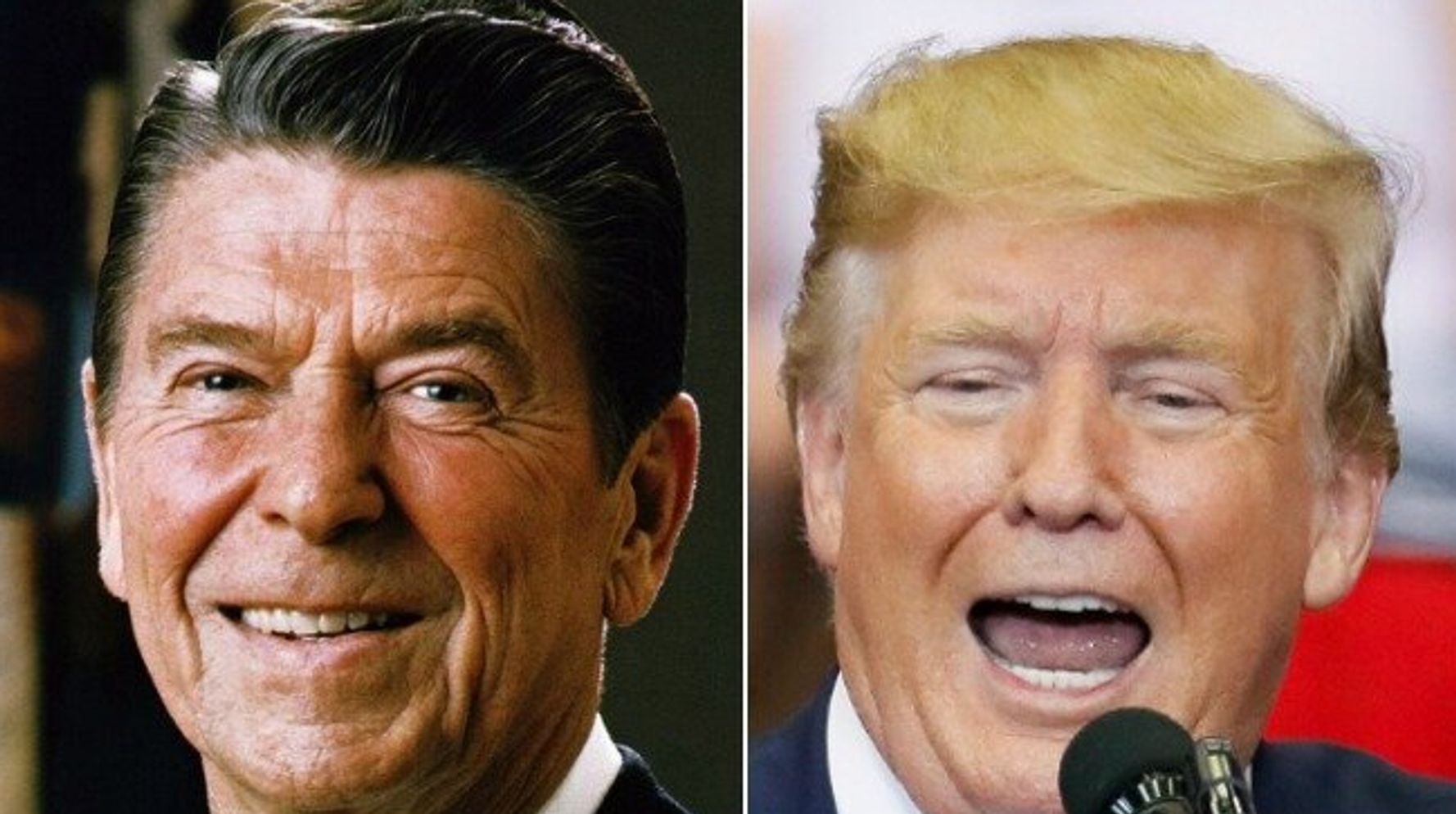 Republican Group Uses Reagan's Words To Make A Powerful Case Against Trump