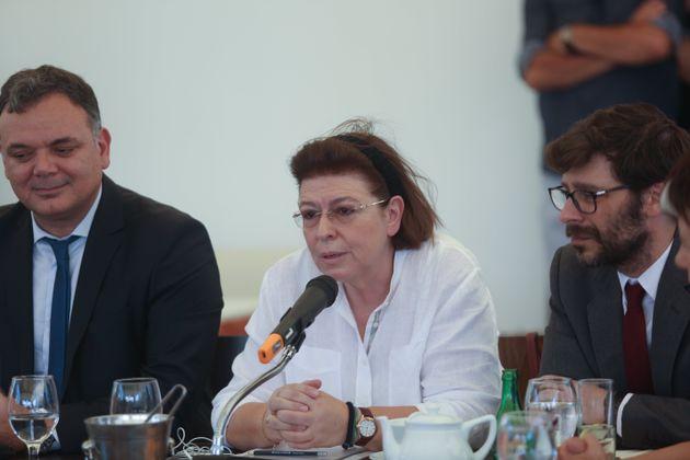 Μενδώνη: Τα επόμενα βήματα του ΥΠΠΟΑ για το ελληνικό - Νέοι διευθυντές σε Φεστιβάλ Αθηνών, Εθνικό,