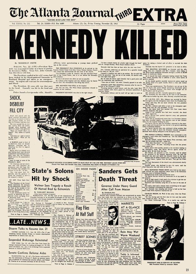 Robert F Kennedy's Granddaughter Saoirse Dies Suddenly Aged