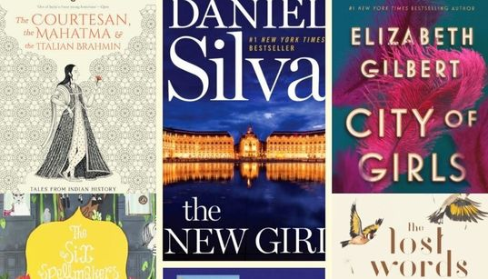 Professional Book Lovers Tell You What To Curl Up With When It's Raining