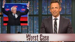Seth Meyers Suggests Best And Worst-Case Scenario For Each Democratic