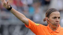 Per la prima volta nella storia una donna arbitrerà una finale di calcio