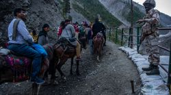 Return As Soon As Possible, Govt Tells Tourists And Amarnath
