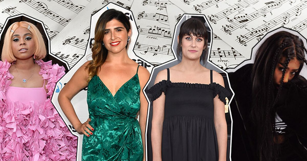 These Female Songwriters Are Changing The Face Of Pop Music