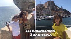 Kourtney Kardashian en vacances en