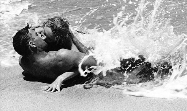 El sexo en la playa: agua