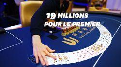 Ce tournoi de poker demande 1 million de livres sterling pour