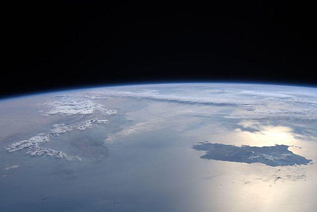 AstroLuca cattura dallo spazio lo splendore della Sardegna