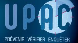 Le poste de commissaire de l'UPAC a attiré 59