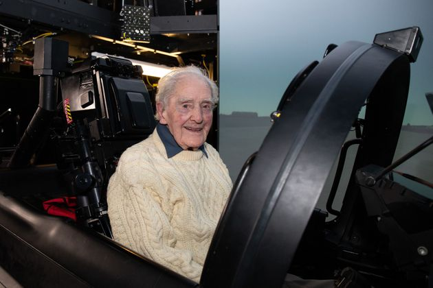 Battle Of Britain Hero Dies Hours After Celebrating 100th Birthday