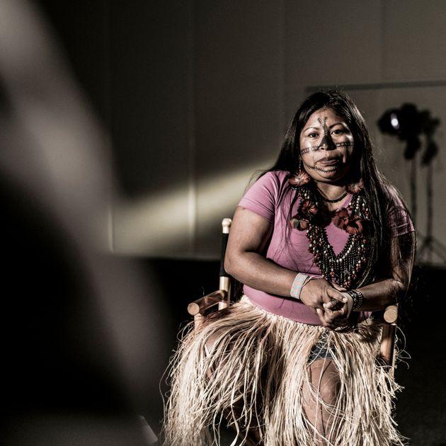 'Nunca existiu democracia para a população indígena', diz líder